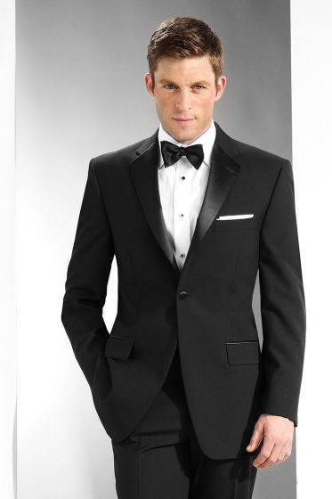 Men's 1-Button Tuxedo Jacket