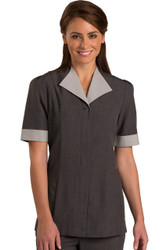 Grey Housekeeping Tunic