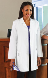 Ladies 5-pocket Lab Coat