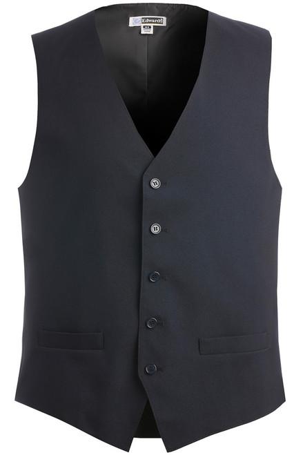 Men's Navy Vest