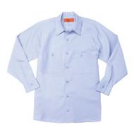 Mens Long Sleeve Work Shirt