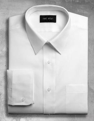 Classic broadcloth shirt