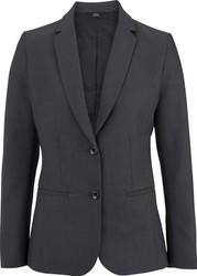 Ladies Synergy Steel Grey Coat