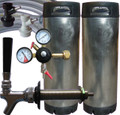 Deluxe Kegging Pack with Tap, Shank & Handle