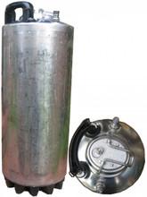 Cornelius ball lock keg, one handle