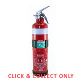 Fire Extinguisher 1kg - CLICK & COLLECT ONLY