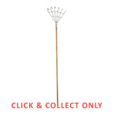 Crab Rake Wooden Handle - CLICK & COLLECT ONLY