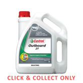 Castrol Outboard 2T Oil 4L - CLICK & COLLECT ONLY