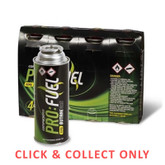 Gas Cartridge Propane/Butane Push On 4PCS - CLICK & COLLECT ONLY
