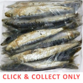 Pilchards Salted 1kg - CLICK & COLLECT ONLY