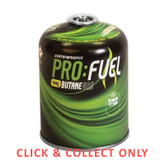 Gas Cartridge Butane 460g - CLICK & COLLECT ONLY