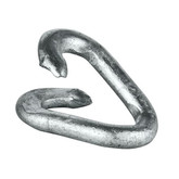 Split Link 8mm Galvanised