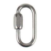 Quick Link Stainless Steel 6mm
