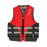 Life Jacket Cyclone Level 50S M-L Adult Red Axis