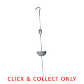 Rod Holder Beach Zinc Plated 1030mm - CLICK & COLLECT ONLY