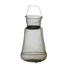 Collapsible Wire Keeper Net with Floating Lid