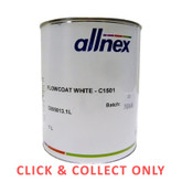 Fiberglass Flowcoat White 1L C1501 - CLICK & COLLECT ONLY