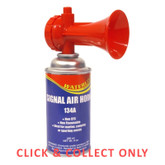 Emergency Signal Air Horn - CLICK & COLLECT ONLY