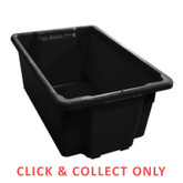 52L Recycled Stacking Nally Crate - CLICK & COLLECT ONLY