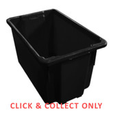 68L Recycled Stacking Nally Crate - CLICK & COLLECT ONLY