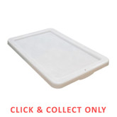 Nally Crate Lid White - CLICK & COLLECT ONLY