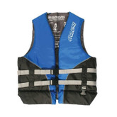 Life Jacket Cyclone Level 50S S Adult Blue Axis
