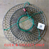 Crab Net 70cm Mesh Base (Grill) - CLICK & COLLECT ONLY