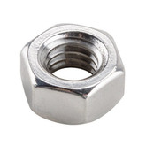 Hex Nut 3/8inch 4PCS UNC 304 Grade Stainless Steel