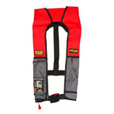 Life Jacket Inflatable L150 Automatic Red Axis