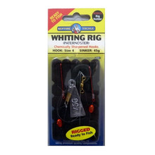 Whiting Rig Paternoster Hook Size 4