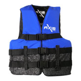 Life Jacket Axis Level 50S M Blue 60kg +
