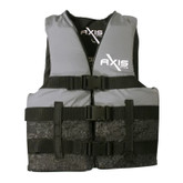 Life Jacket Axis Level 50S M Grey 60kg +