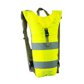 Hydration Pack Hi-Vis Yellow 3L