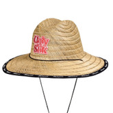 Hat Straw Ugly Stik Adult
