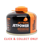 Jetboil Jetpower Fuel Cartridge 100g - CLICK & COLLECT ONLY