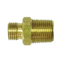 1/4inch BSP Male - 3/8inch BSP Male Straight