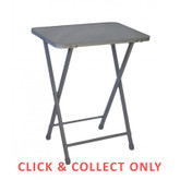 Table Utility Folding 20inch - CLICK & COLLECT ONLY