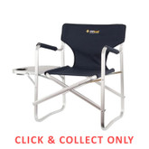 Chair Directors Studio with Side Table - CLICK & COLLECT ONLY