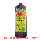 Berley Fish Oil 500ml - CLICK & COLLECT ONLY