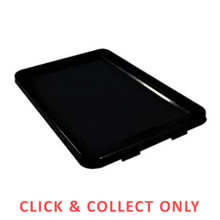 Nally Crate Lid Black - CLICK & COLLECT ONLY