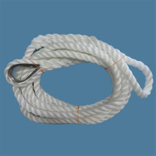 Mooring Rope 20mm x 10m (includes Galvanised Thimble)