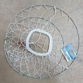 Crab Net 60cm White Cotton