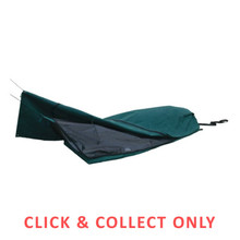 Swag Ironbark Full Fly King Single Green - CLICK & COLLECT ONLY