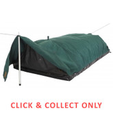 Swag Ironbark Fly King Single Forest Green - CLICK & COLLECT ONLY