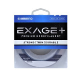 Shimano Exage+ 40lb x 300m Clear Line
