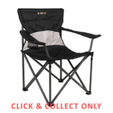 Chair Duralite Quad OZtrail - CLICK & COLLECT ONLY