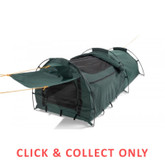 Swag Coolabah King Single Forest Green - CLICK & COLLECT ONLY