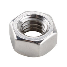 Hex Nut M5 10PCS 304 Grade Stainless Steel