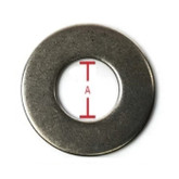 Flat Washer M6 12PCS 304 Grade Stainless Steel