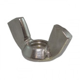 Wing Nut 1/4inch 2PCS UNC 304 Grade Stainless Steel